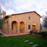 Villa del Colle,  Castiglion Fiorentino