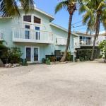 Bright as Beach Sand & Twin Palms,  Key Colony Beach