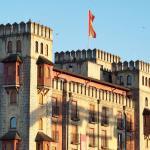 4-Sterne Burghotel Castillo Alcazar, Europa-Park Freizeitpark & Erlebnis-Resort, Rust