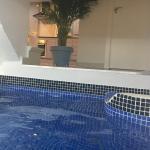Apartamento con piscina climatizada privada en 1ª linea, Gandía