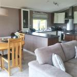 Redwell Lakes Lodges,  Borwick