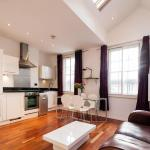 Trendy modern Islington flat, London