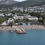 Izer Hotel Beach Club, Torba