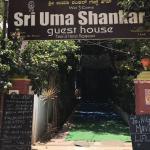 Uma Shankar, Hampi