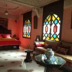 Riad Titrit, Meknès
