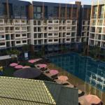 Pattaya Jomtien Poolview Apartment, Jomtien Beach