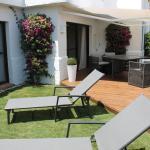 Luxueux appartement avec son jardin privatif,  Estepona