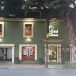 Hotel del Arbol,  Oaxaca City