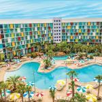 Universal's Cabana Bay Beach Resort,  Orlando