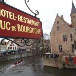 Hotel Duc De Bourgogne,  Bruges