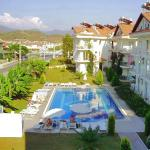 Timelettings Palm Beach Apartments, Fethiye
