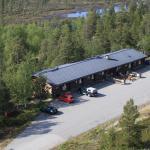Hotel Pictures: Neljän Tuulen Tupa, Kaamanen