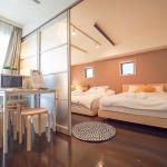 Designer Suite Apartment Type F, Osaka