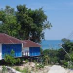 Koh Rong Ocean View Bungalow, Koh Rong Island