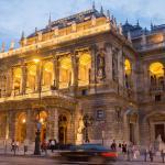 HighCastle Opera House, Budapest