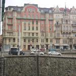 Appartment Mánes Riverfront,  Prague