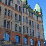 Apartment on Vasilievskij island, Saint Petersburg