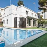 Luxury house center,  Sitges