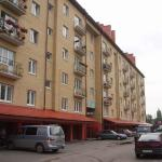 Apartment at Kuybysheva 53a, Kaliningrad