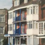 Fairview holiday flats,  Skegness