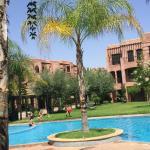 Targa Garden Cuty Apart, Marrakech