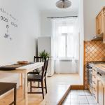 Apartment by Let and Stromovka, Prague