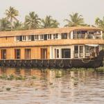 Alapuzha cubs houseboat, Alleppey