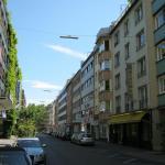 Apartment Bett am Rhein, Düsseldorf