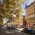 Apartment on Vosstaniya 13, Saint Petersburg