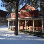 Guinan House,  Big Bear Lake