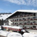 Hotellikuvia: Sporthotel Walliser, Hirschegg