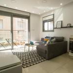 Appartement Frishman avec terrasse, Tel Aviv
