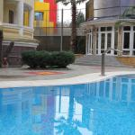 Apartment Pushkina with Pool, Sochi