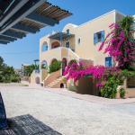 Asterias Mini Coastal Apartments, Perivolos