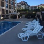 Yordanov Apartment in Villa Yurta, Sunny Beach