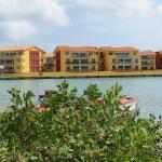 Condo with marina view Palapa Beach,  Willemstad