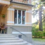 Villa Paola a Lesa, Lesa