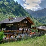 Berghütte Volkzeinerhütte, Außervillgraten