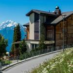 Swiss Chalet-Style Hotel Walliser Spycher, Riederalp