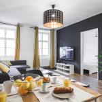 Designer Prague Castle Apartment w/ Netflix!, Prague