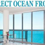 Luxury Direct Oceanfront Residence 2107, Miami Beach
