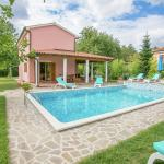 Villa Valmonida, Žminj
