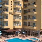 Akya Apart Hotel, Alanya