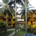 Aurita Holiday Homes, Candolim