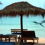 White Beach Bungalows,  Koh Rong Island