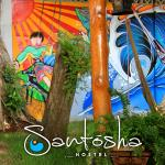 Santosha Hostel, Pedasí Town