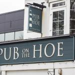 The Pub On The Hoe,  Plymouth