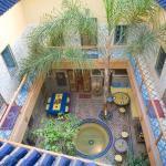 Riad Zara Maison d'Hôtes, Marrakech