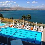 Golan Hotel,  Tiberias