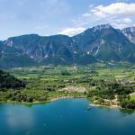 Panorama E Lago Di Levico Terme, Levico Terme